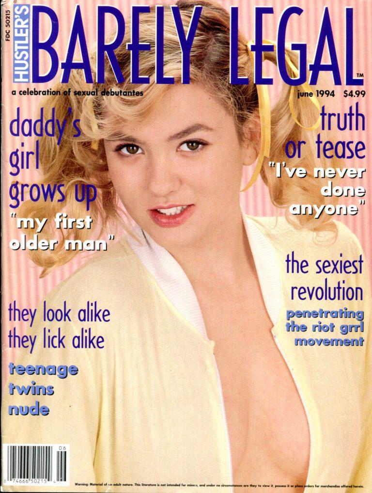 BARELY LEGAL JUN 1994 | 136